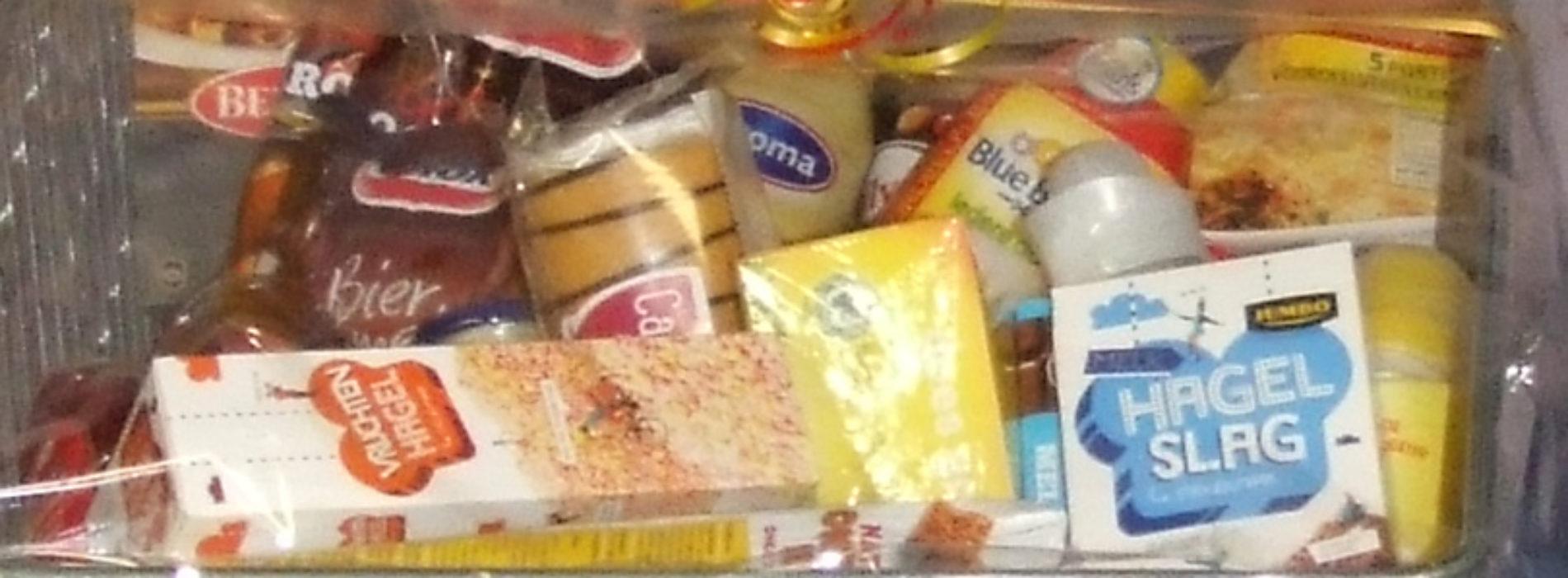 Voedsel doneren